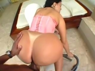 Soraya takes that dick in the brazilian ass