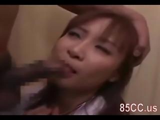 Nurse blowjob by patient