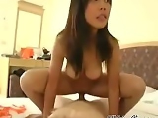 Cute Thai Whore With Bouncy Tits asian cumshots asian swallow japanese chinese
