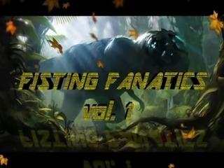 Fisting Fanatics vol. 1