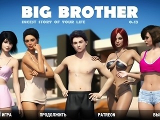 Complete walkthrough game - Big Brother, Part 5