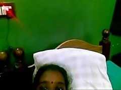 Indian Tamil maid pussy fingered by owner she dont like