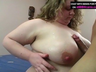 Bbw Red Hair Fucks With Giant Tits And Fat Ass  Part 2