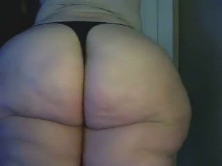 Bbw PAWG Phat Ass in Kitchen