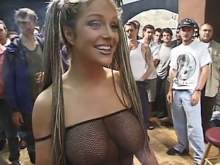 Busty in Bukkake