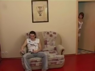 Russian Internal Cumshot Teen