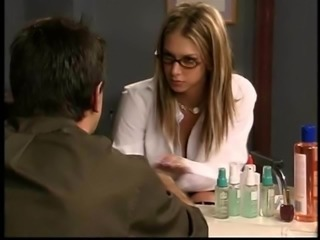 Brooke treats her celebrity clientele VERY well