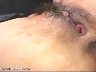 Classic Japanese S&M scene, she is tormented with intense bdsm humiliation...
