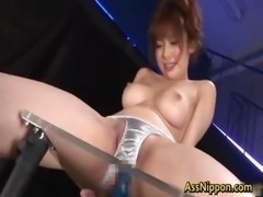 Harumi Asano Asian  babe gets part6