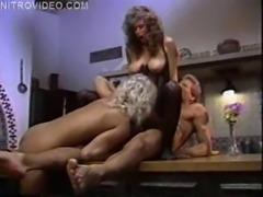 Classic Pornstar 80's Amber Lynn