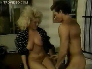 Classic Pornstar Gail Force
