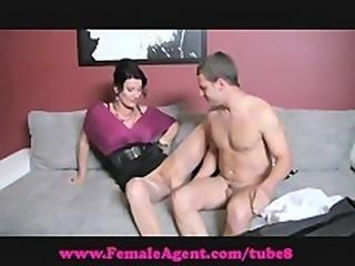 FemaleAgent. Sex starved casting.