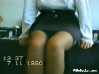 Vintage MILF sex