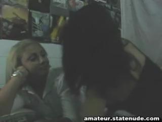 Spanish Lesbian Homemade Video