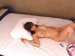 Scene 2 from Getting Fucked Viciously Intense Sex featuring Yuma Asami. Hot...