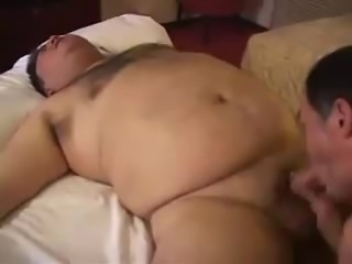Fat man couple perfect 1
