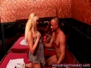 Mature horny dutch blonde whore