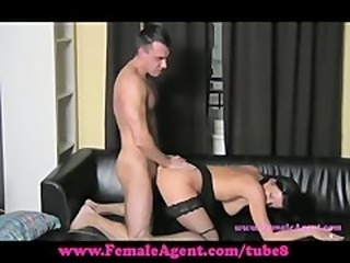 FemaleAgent. Arrogant audition
