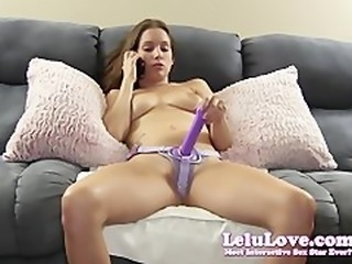 Lelu LoveStrap On Phone Sex