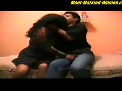Arab mature married amateur fucking lover homemade