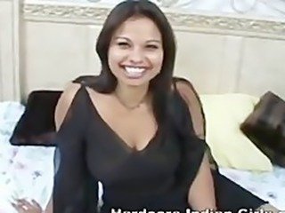 west indian girl in 1st time audition  karishma  mallu actress bgrade movi