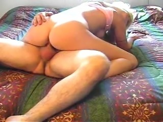 Wife in the bed