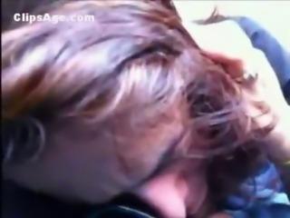 Desi girl from Ludhiana sucking dick of her guy in car with hindi audio