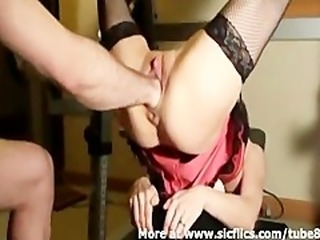 Intense monster pussy fisting orgasms