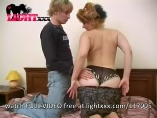 Son fucked mom while father at work free