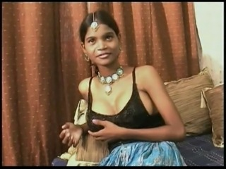 "Indian Slut ""Teen"" Punja takes Creampie free"