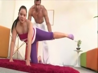 Mexican porno: Yoga brought to you by georgewbush free