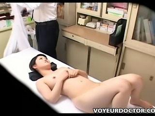 Hidden Voyeur Cam at doctor
