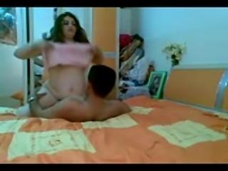 Kurdish couple having sex