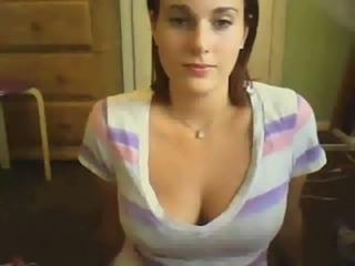 Cam big tits masturbating free