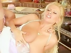 German mature lady with nice natural boobs