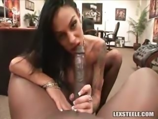 lex and sexy girl