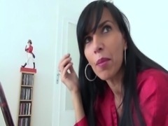Horny french Milf getting pussy and ass fucked free