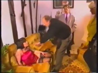 Anal Police German 1992 VHS Rip Classic
