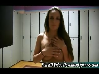 Teal sexy former sports model to adult modeling