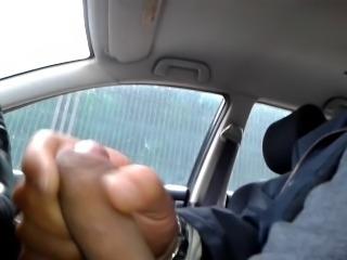 public masturbation in my car