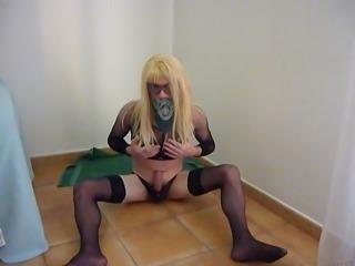 Silvia sissy crossdresser 2012 01