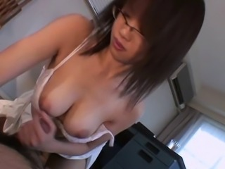 Horny little asian fucks and rubs her pussy with dildo and vibrators