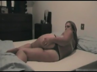 Nice curvy amateur girl with her boyfriend. Oral for both, sex and a big...