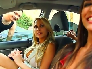 When Alanah Rae, Giselle Leon and Zoey Holloway get together, you know theres...