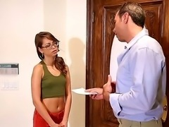 This naughty sext student Riley Reid