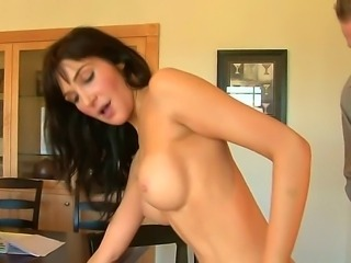 Voluptuous beauty with perfect round tits Diana Prince makes this dick hard...