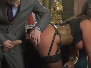 The nature endowed Emma Butt with lovely-to-fuck-butt and big luscious...