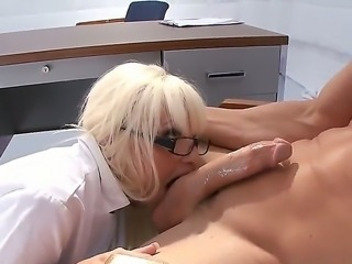 Dr. Six is a very sexy curve with big boobs and sweet pussy. She fucks with...