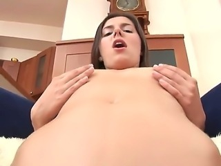 Young babe that cant live without anal insertions is before you right now!...