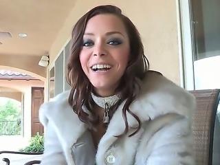 Gracie Glam,Inari Vachs,Liza del Sierra and Manuel Ferrara in foursome porn...